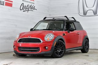 Used 2012 MINI Cooper Coupe for sale in Blainville, QC