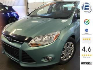Used 2012 Ford Focus 4DR | SDN |SE for sale in St-Hyacinthe, QC