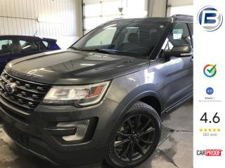 Used 2017 Ford Explorer AWD XLT| ENSEMBLE DÉCOR SPORT for sale in St-Hyacinthe, QC