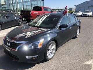Used 2015 Nissan Altima SV, TOIT, A/C, CERTIFIE, GPS for sale in Lévis, QC