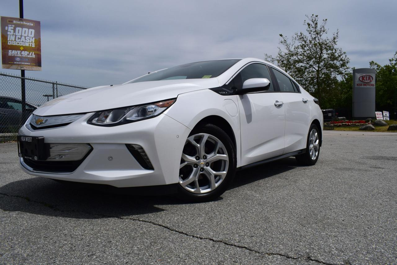 2017 Chevrolet Volt Premier AC/AUTO/LEATHER/PL/PW/CC