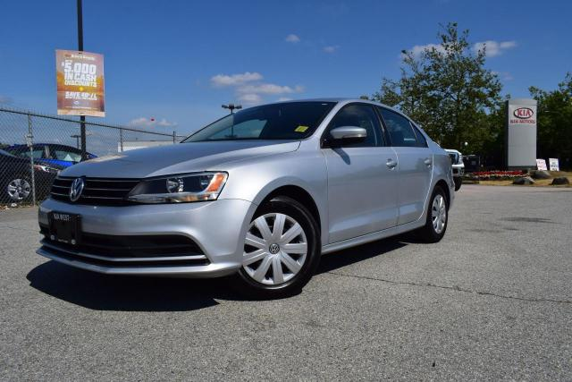 2015 Volkswagen Jetta Base/s AC/CAMERA/HS/PL/PW/CC/CD/