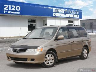 Used 2004 Honda Odyssey EX for sale in Regina, SK