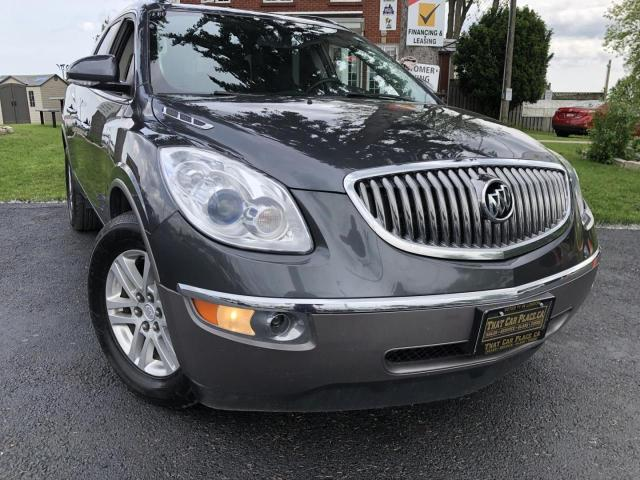 2012 Buick Enclave CXL AWD- Htd Lthr-7 Passenger-New Tires