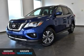 Used 2019 Nissan Pathfinder SV TECH || AWD || NAVIGATION || SIEGES CHAUFFANTS SV TECH || AWD || NAVIGATION || SIEGES CHAUFFANTS for sale in Brossard, QC