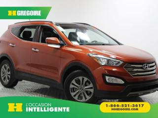 Used 2016 Hyundai Santa Fe LUXURY TOIT PANO for sale in St-Léonard, QC