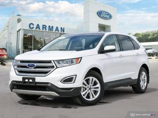 Used 2016 Ford Edge Titanium for sale in Carman, MB
