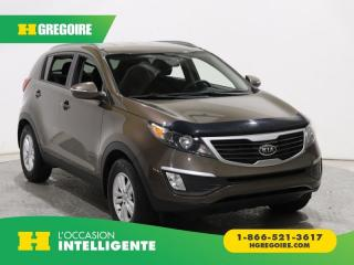 Used 2012 Kia Sportage LX A/C GR ELECT for sale in St-Léonard, QC