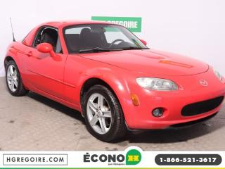 Used 2006 Mazda Miata MX-5 GS A/C GR ELECT for sale in St-Léonard, QC