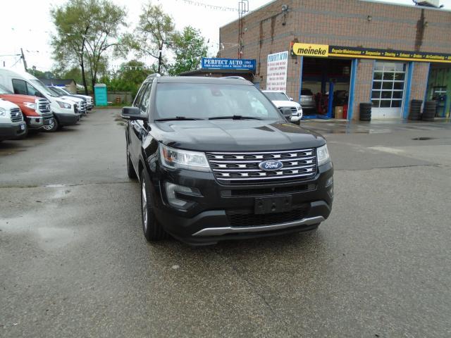 2016 Ford Explorer Limited AWD NAVIGATION