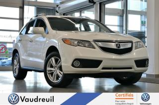 Used 2014 Acura RDX * GROUPE TECHNO * NAV *** Réservé *** for sale in Vaudreuil-Dorion, QC