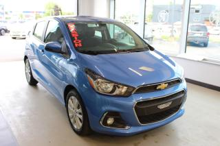 Used 2018 Chevrolet Spark LT à hayon CVT CAMÉRA MAIN LIBRE for sale in Lévis, QC