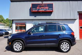 Used 2011 Volkswagen Tiguan COMFORTLINE for sale in Lévis, QC