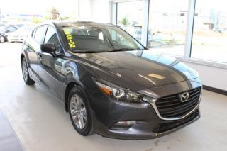 Used 2018 Mazda MAZDA3 Sport GX AUTOMATIQUE CAMÉRA MAIN LIBRE for sale in Lévis, QC