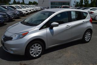 Used 2015 Nissan Versa Note 1.6 S à hayon 5 portes BM for sale in Longueuil, QC