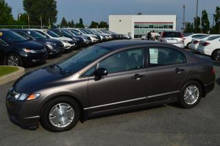 Used 2010 Honda Civic 4 portes, boîte automatique, DX-G for sale in Longueuil, QC