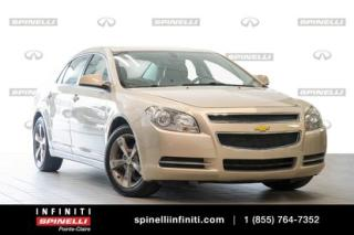 Used 2009 Chevrolet Malibu | 2LT | A/C | GR ÉLECTRIQUE BAS KILOMETRAGE for sale in Montréal, QC