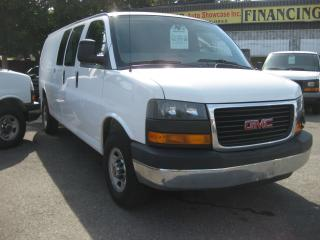 Used 2007 GMC Savana Cargo Van 2500 Extended 4.8L 8cyl AC 2 pass for sale in Ottawa, ON