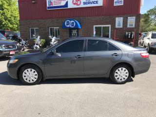 Used 2009 Toyota Camry LE for sale in Kingston, ON