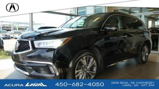 Used 2017 Acura MDX Elite SH-AWD for sale in Laval, QC