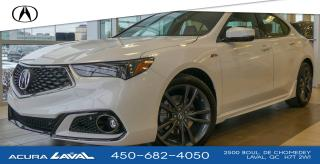 Used 2019 Acura TLX A-Spec Tech P-AWS for sale in Laval, QC