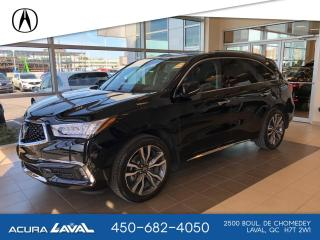 Used 2019 Acura MDX Élite 6 passagers SH-AWD for sale in Laval, QC