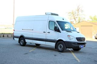 Used 2013 Mercedes-Benz Sprinter Reefer for sale in Brampton, ON