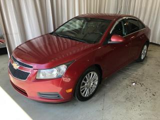 Used 2012 Chevrolet Cruze Berline Eco 4 portes for sale in Sherbrooke, QC