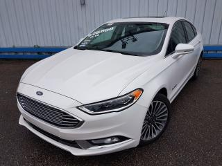 Used 2018 Ford Fusion Hybrid Titanium *NAVIGATION* for sale in Kitchener, ON