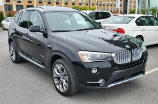 Used 2015 BMW X3 Xdrive28i T.équipé for sale in Dorval, QC