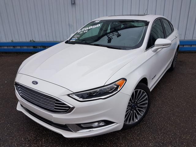 2018 Ford Fusion Hybrid Titanium *NAVIGATION*