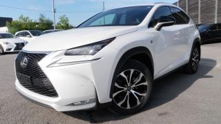 Used 2015 Lexus NX BEST DEAK ON NET F SPORT 2 FULL LEXUS SERVICE for sale in Toronto, ON