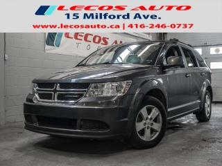 Used 2014 Dodge Journey SE Plus for sale in North York, ON