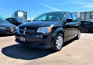 Used 2014 Dodge Grand Caravan SE (Certified) One Owner for sale in Brampton, ON