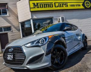 Used 2014 Hyundai Veloster Turbo! Only $130/bi-weekly! for sale in St. Catharines, ON