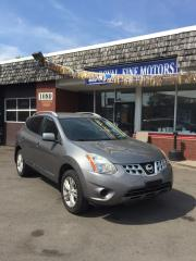 Used 2013 Nissan Rogue SVPremium,AWD,BackUpCamera,HeatedSeats,Only65kKms,ExtraClean,Warranty for sale in Toronto, ON