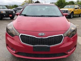 Used 2014 Kia Forte SE for sale in Hamilton, ON