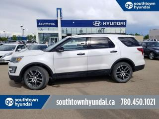 Used 2017 Ford Explorer SPORT/4WD/BACK UP CAMERA/NAV/HEATED SEATS for sale in Edmonton, AB