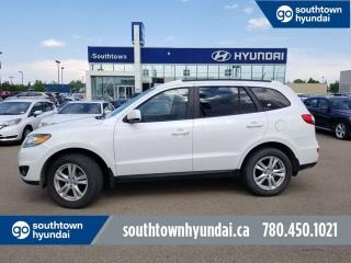 Used 2012 Hyundai Santa Fe GL PREMIUM/AWD for sale in Edmonton, AB