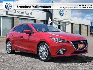 Used 2016 Mazda MAZDA3 GT at for sale in Brantford, ON