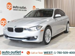 Used 2013 BMW 3 Series 328i, AWD, Heated front leather seats, Navigation, Backup assist, Sunroof for sale in Edmonton, AB