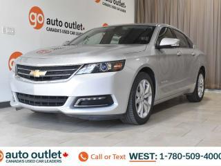 Used 2018 Chevrolet Impala LT, FWD, Onstar Nav, Power seats for sale in Edmonton, AB