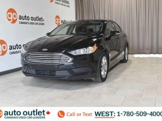 Used 2017 Ford Fusion SE, Ecoboost, Heated front seats, backup camera, Power seats for sale in Edmonton, AB
