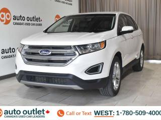 Used 2018 Ford Edge Titanium, AWD, Heated front seats, Backup camera for sale in Edmonton, AB