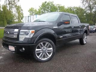 Used 2014 Ford F-150 Limited  for sale in Oshawa, ON