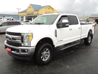 Used 2017 Ford F-250 XLT SuperCab FX4 6.7L PowerStrokeDiesel 8ft Box for sale in Brantford, ON