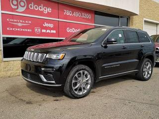 Used 2019 Jeep Grand Cherokee Summit for sale in Edmonton, AB