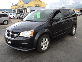 Used 2013 Dodge Grand Caravan SE 3.6L 7Passenger for sale in Brantford, ON