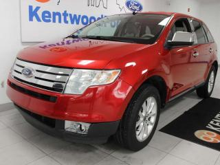Used 2010 Ford Edge SEL FWD with a power drivers seat and keyless entry for sale in Edmonton, AB