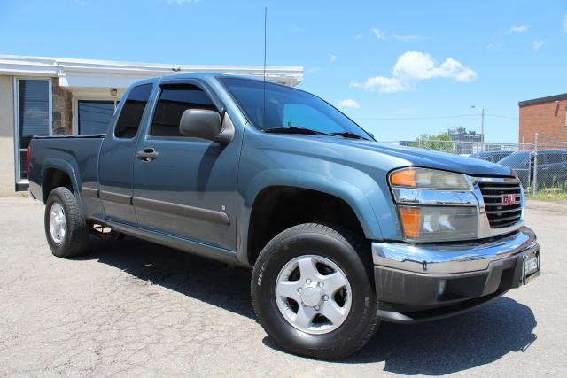 2007 GMC Canyon SLE V. CLEAN|PERSONAL USE|NO ACCIDENTS